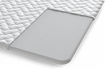 Тонкие матрасы Classic ™Аксессуары<br>Описание модели: Топпер: Ортопена 5 см. имеет среднюю степень жёсткости, которая обеспечивается 5-ти сантиметровым слоями эластичной, упругой пены, а так же чехлом из жаккарда или трикотажа на Ваш выбор. Чехол: Лицевой стороной является жаккард или трикотаж, а наполнением - объёмный, полиэфирный холлотек (плотностью 200 гр/м2). Стёжка обработана ионами серебра по технологии, разработанной холдингом Consul. Данная обработка препятствует размножению бактерий и микроорганизмов в топпере и удлиняет срок службы материалов, которые входят в его состав. 5 причин приобрести тонкий матрас (топпер): 1. Комфорт. Если жесткость матраса Вам не подходит, то топпер поможет скорректировать её до желаемого уровня. 2. Для дивана. С помощью топпера можно подобрать нужную жёсткость спального места Вашего дивана. 3. Универсальность. Топпер можно использовать как матрас, если необходимо дополнительное спальное место (приезд гостей или ночевка на даче). 4. Экономия бюджета. Топпер продлит срок службы матраса, чтобы Вам не пришлось тратить деньги на покупку нового. 5. Удобство. Топпер может объединить два односпальных матраса в один двуспальный. Идеально для пар, которые предпочитают спать на матрасах разной жёсткости.