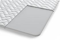 Тонкие матрасы Classic ™Аксессуары<br>Описание модели: Топпер: Ортопена 3 см. имеет среднюю степень жёсткости, которая обеспечивается 3-х сантиметровым слоями эластичной, упругой пены, а так же чехлом из жаккарда или трикотажа на Ваш выбор. Чехол: Лицевой стороной является жаккард или трикотаж, а наполнением - объёмный, полиэфирный холлотек (плотностью 200 гр/м2). Стёжка обработана ионами серебра по технологии, разработанной холдингом Consul. Данная обработка препятствует размножению бактерий и микроорганизмов в топпере и удлиняет срок службы материалов, которые входят в его состав. 5 причин приобрести тонкий матрас (топпер): 1. Комфорт. Если жесткость матраса Вам не подходит, то топпер поможет скорректировать её до желаемого уровня. 2. Для дивана. С помощью топпера можно подобрать нужную жёсткость спального места Вашего дивана. 3. Универсальность. Топпер можно использовать как матрас, если необходимо дополнительное спальное место (приезд гостей или ночевка на даче). 4. Экономия бюджета. Топпер продлит срок службы матраса, чтобы Вам не пришлось тратить деньги на покупку нового. 5. Удобство. Топпер может объединить два односпальных матраса в один двуспальный. Идеально для пар, которые предпочитают спать на матрасах разной жёсткости.