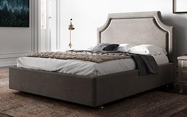 Кровать Кэрри (с подъём. механизмом), 180х200 фото